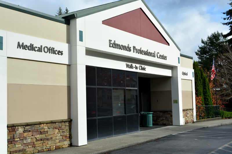 Edmonds chiropractic building
